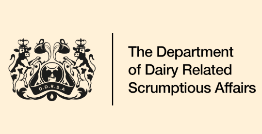 The Department of Dairy Related Scrumptious Affairs